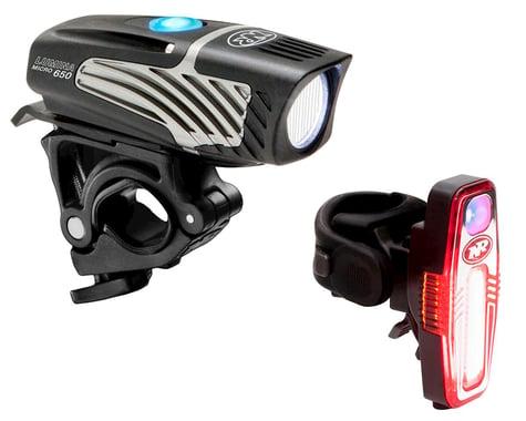 NiteRider Lumina Micro 650 Cordless Light System + Combo
