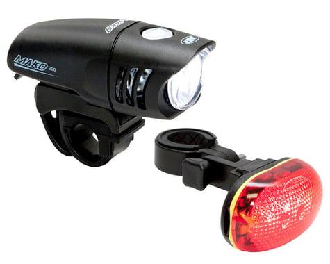 NiteRider Mako 200/TL6.0 Light Combo
