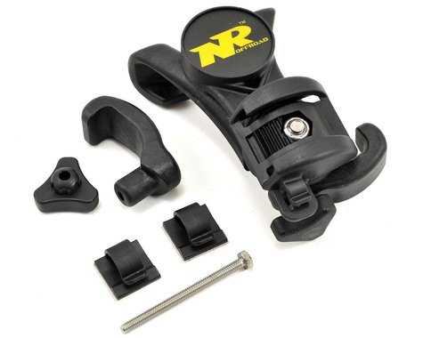 NiteRider Jawbone Pro Series Mount (Clamp Mount for Full Face Helmets)