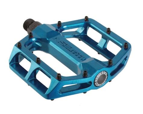 Ns Bikes Aerial LB Platform Pedals, Blue NLS