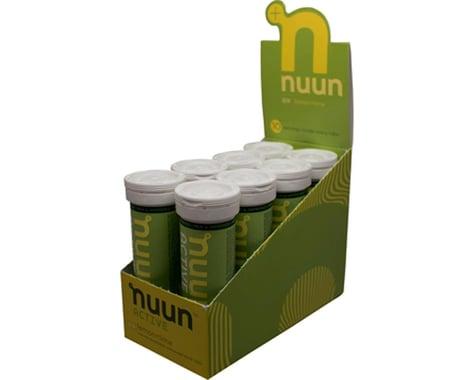 Nuun Sport Hydration Tablets (Lemon Lime) (8 Tubes)