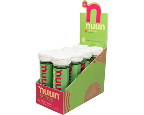 Nuun Sport Hydration Tablets (Watermelon) (8 Tubes)