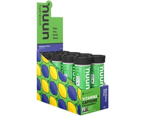 Nuun Vitamin Hydration Tablets (Blackberry Citrus) (8 Tubes)