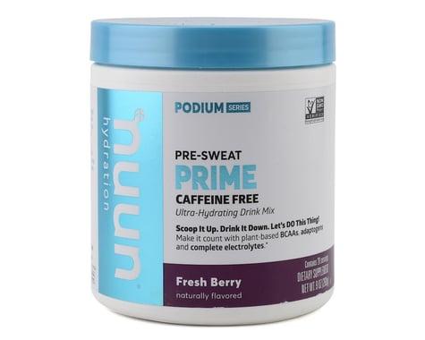 Nuun Podium Series Prime Pre-Workout (Fresh Berry) (9oz Container)