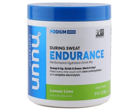 Nuun Podium Series Endurance Hydration Drink Mix (Lemon Lime) (16 Serving Canister)