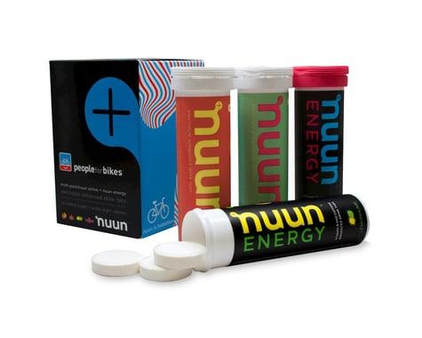 Nuun People For Bikes Drink Tablets - 44 Servings (4 Pack) (Assorted Flavor)