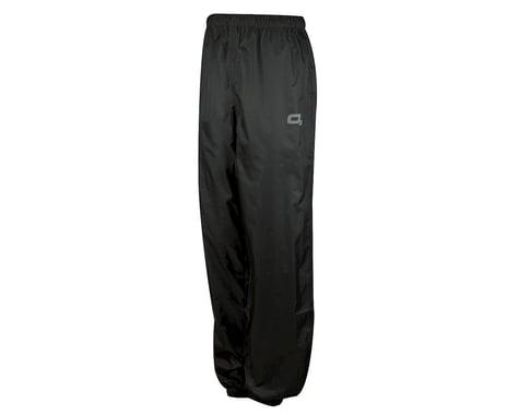 O2 Rainwear Calhoun Rain Pant (Black) (S)