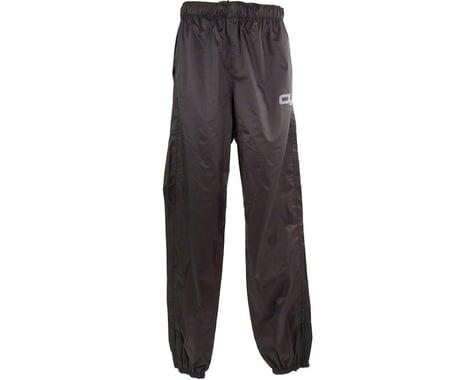O2 Rainwear Calhoun Rain Pant (Black) (2XL)