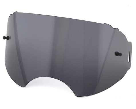 Oakley Airbrake MX Goggle Replacement Lens (Dark Grey)