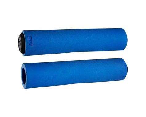 ODI F-1 Series Float Grips (Blue) (130mm)