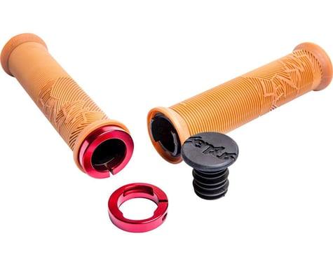 Sensus Disisdaboss Lock-On Grips (Gum w/ Red LockOns) (143mm)