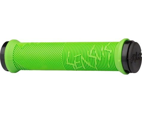 Sensus Disisdaboss Lock-On Grips (Lime Green) (143mm)