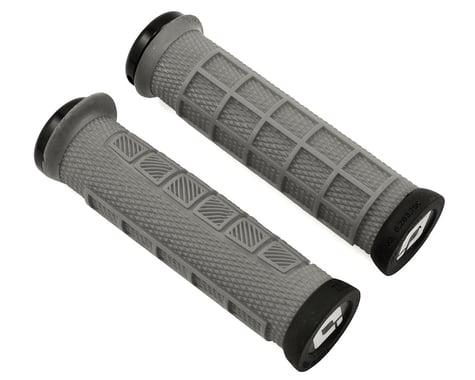 ODI Elite Pro V2.1 Lock-On Grips (Graphite/Black) (130mm)