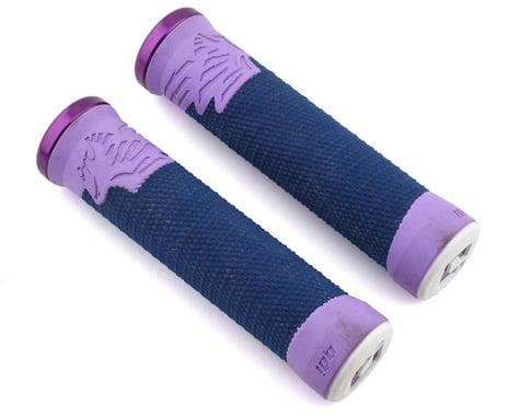 odi AG2 Lock-On Grips (Purple/Blue) (135mm)