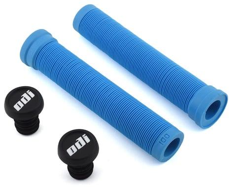 ODI Longneck SLX Grips (Light Blue) (Pair)