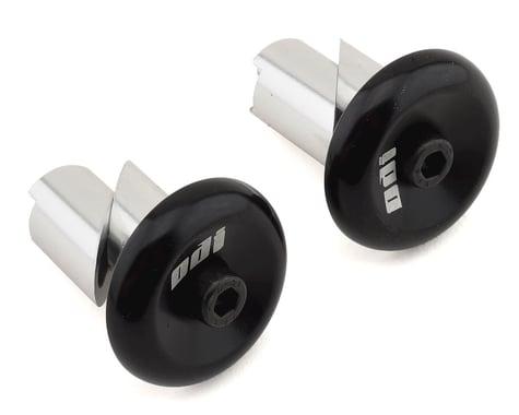 ODI Aluminum Bar Ends (Black) (Pair)