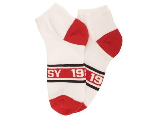 Odyssey 1985 No Show Socks (White)