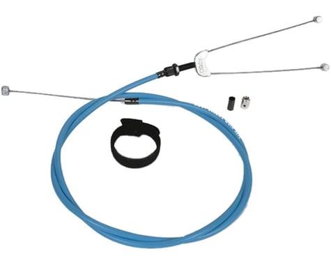 Odyssey Linear Quik Slic-Kable Brake Cable (Blue) (Adjustable)