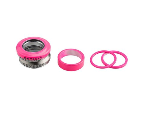 Odyssey Pro Integrated Headset (Hot Pink)