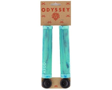 Odyssey Broc Grips (Broc Raiford) (Toothpaste/Navy Swirl) (Pair)