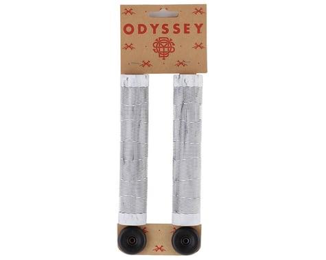 Odyssey Travis Grips (Travis Hughes) (Black/White Swirl) (Pair)