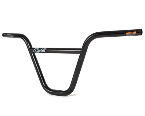 "Odyssey Boss V2 Bars (Aaron Ross) (Black) (9.25"" Rise)"