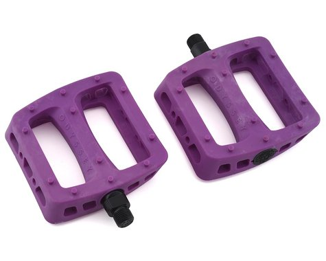 """Odyssey Twisted Pro PC Pedals (Purple) (Pair) (9/16"""")"""