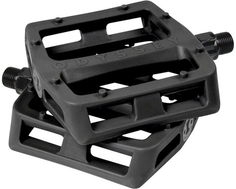 "Odyssey Grandstand V2 PC Pedals (Tom Dugan) (Black) (Pair) (9/16"")"