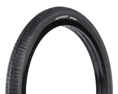 """Odyssey Frequency G Flatland Tire (Chase Gouin) (Black) (20"""") (1.75"""")"""