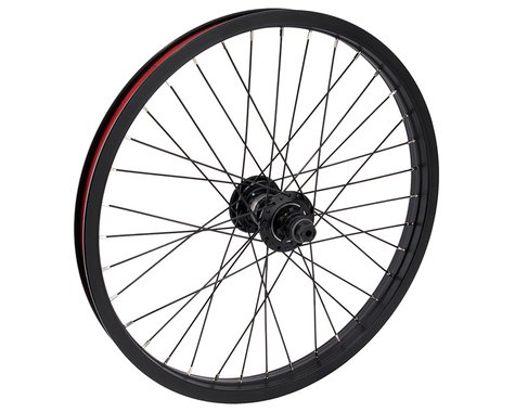 Odyssey Quadrant Freecoaster Wheel (LHD) (Black) (20 x 1.75)