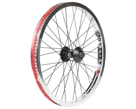 Odyssey Hazard Lite Front Wheel (Chrome)