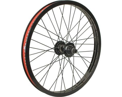 Odyssey Hazard Lite Freecoaster Wheel (LHD) (Black) (20 x 1.75)