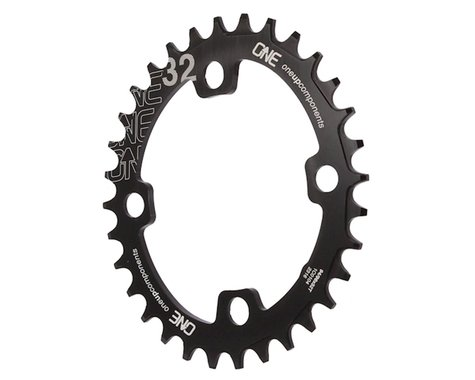 OneUp Components Oval Chainring (Black) (94/96mm BCD)