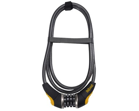 Onguard Akita Combination Cable Lock