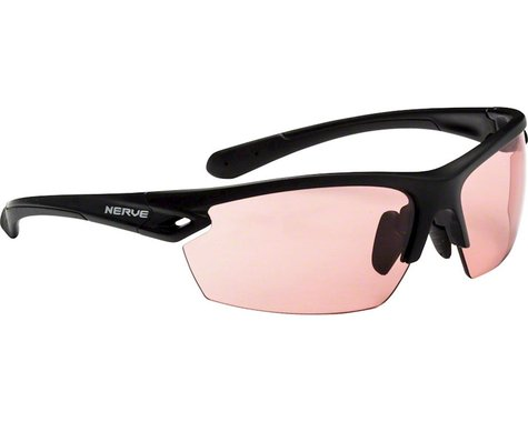 Optic Nerve Voodoo PM Sunglasses (Matte Black) (Photochromatic Lens)