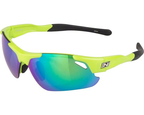 Optic Nerve Neurotoxin 3.0 Sunglasses (Shiny Green)