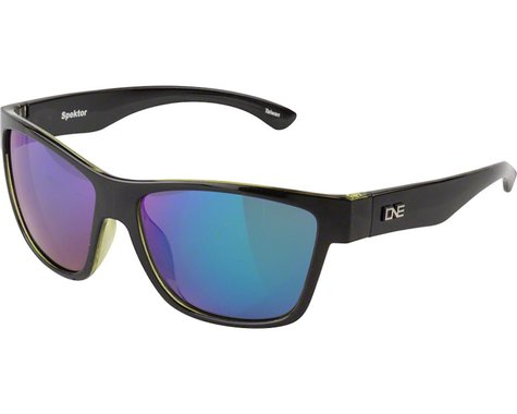 Optic Nerve ONE Spektor Polarized Sunglasses (Black/Green)