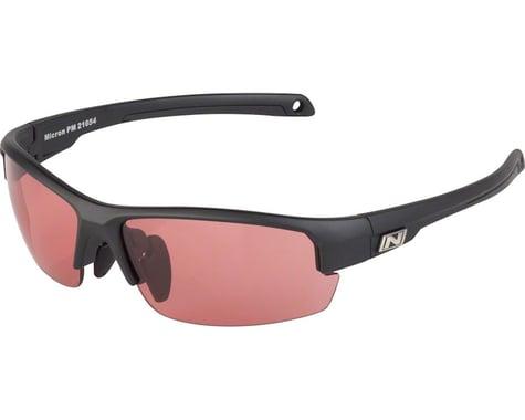 Optic Nerve Micron Photochromatic Sunglasses (Shiny Black)