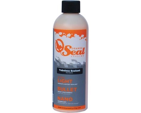 Orange Seal Tubless Tire Sealant Refill Bottle