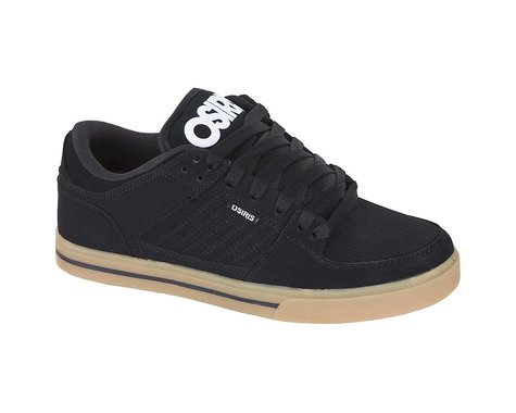 Osiris Protocol Shoes (Black/White/Gum)