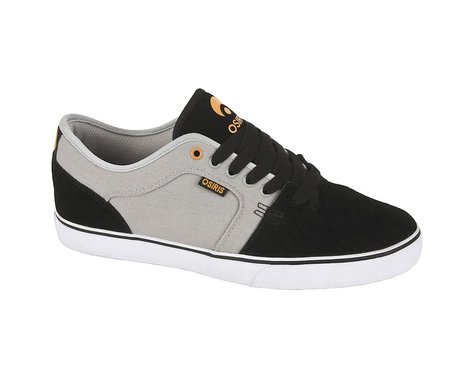 Osiris Decay Shoes (Black/Gray)