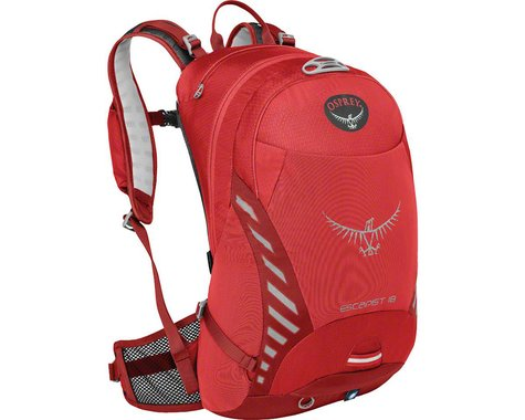 Osprey Escapist 18 Backpack (Cayenne Red) (M/L)