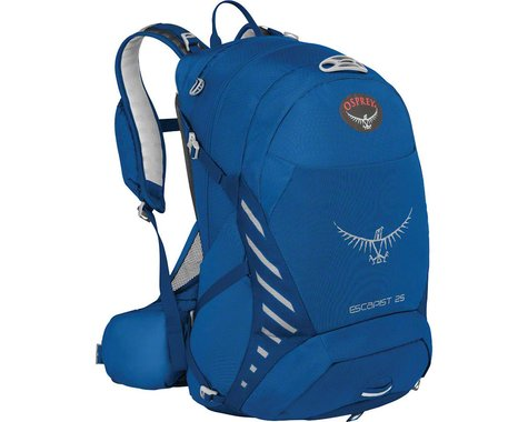 Osprey Escapist 25 Backpack: Indigo Blue, SM/MD