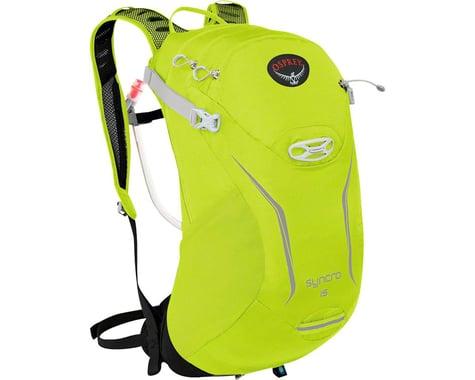 Osprey Syncro 15 Hydration Pack (Velocity Green) (MD/LG)