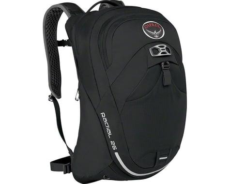 Osprey Radial 26 Commuter Backpack (Black)