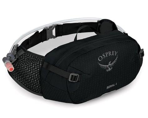 Osprey Seral 4 Lumbar Pack (Black)