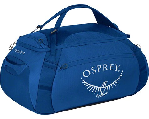 Osprey Transporter 95 Duffel Bag (True Blue)