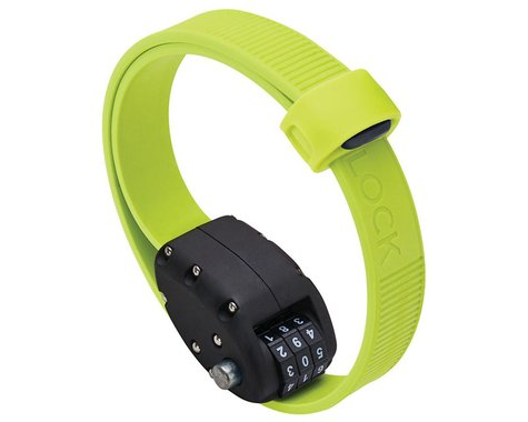 "Otto Design Works Ottolock Cinch Lock  (Flash Green) (18"")"
