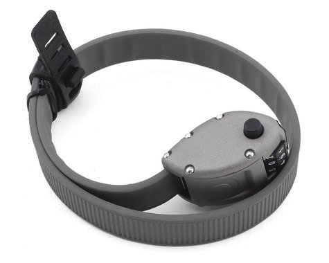 "Ottolock Hexband Cinch Lock (Titanium Gray) (18"")"
