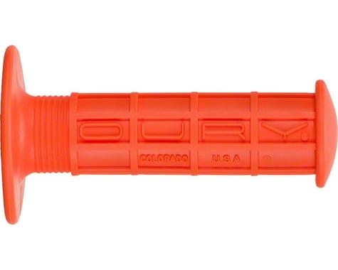 Oury BMX Waffle Grips - Orange